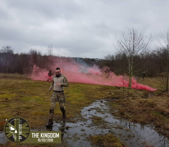 Op Tactical UK - The Kingdom Outdoor Venue